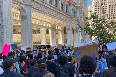 black lives matter chicago